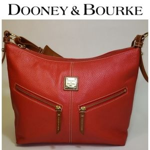 Dooney & Bourke All Weather Leather Hobo